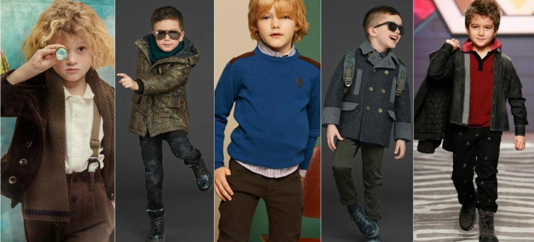 фото детской одежды