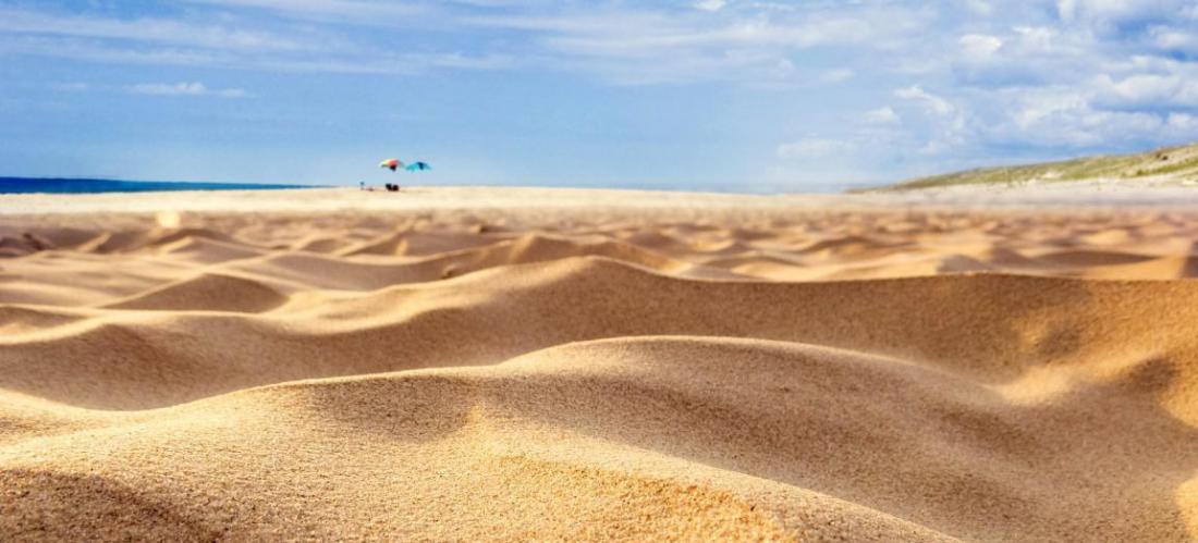 фото песка