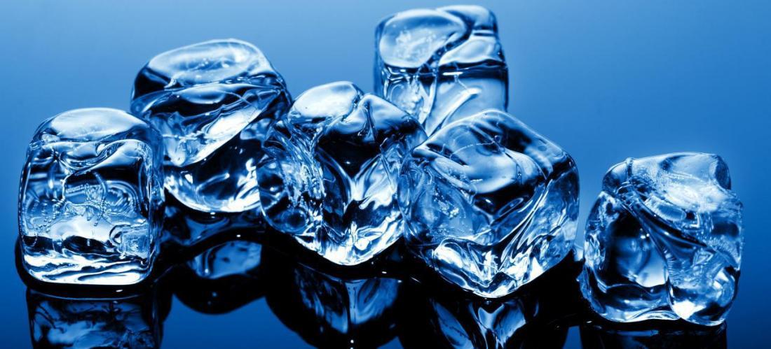 фото льда